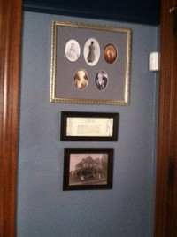 This is the Seymour Reed family who built our home December 1891.